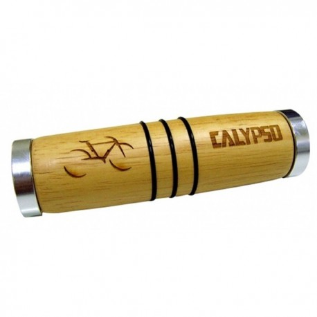 Manopla Calypso Wood c/anel Polido