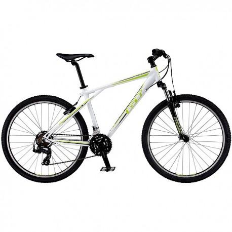 Bicicleta GT Aggressor 3.0 Branca/Verde 2013