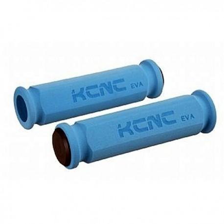 Manopla espuma Eva KCNC azul