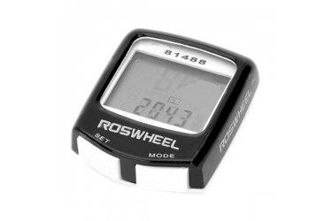 Velocímetro Digital bike 14 funções Roswheel