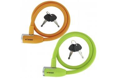 Cadeado bike com Chave 12x800 Espiral - Elleven