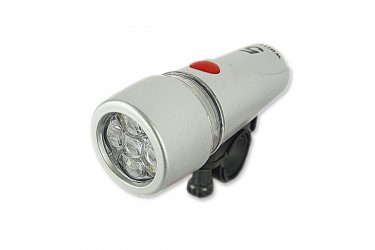 Farol a Pilha com 5 LEDs JY-808 - Jing Yi