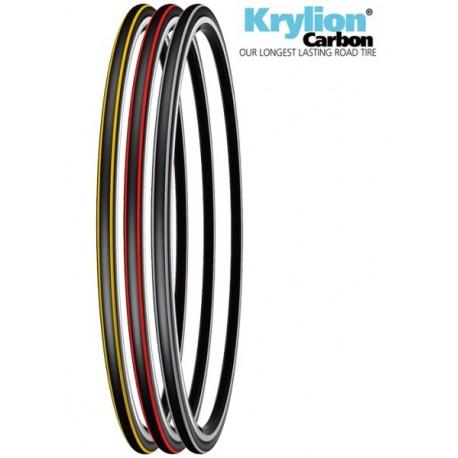 Pneu Krylion 700 X 23c Cinza/Preto Michelin