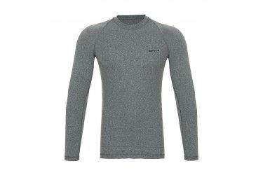 Camisa Curtlo ThermoSense Masculino Cinza Mescla