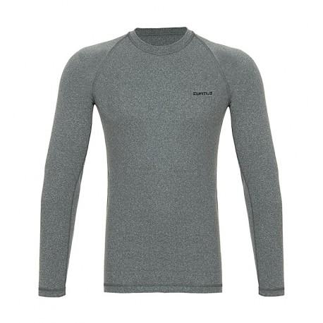 Camisa ThermoSense Masculino Cinza Mescla – Curtlo.