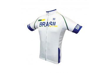 Camisa Ciclista Brasil Light - Free Force