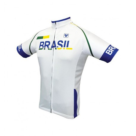 Camisa Cicilsta Brasil Light - Free Force