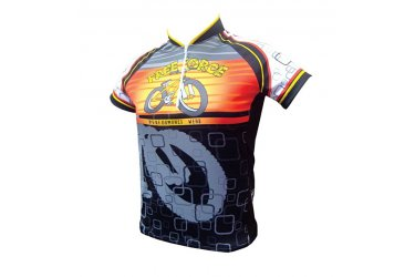 Camisa Ciclista Infantil Dream - Free Force