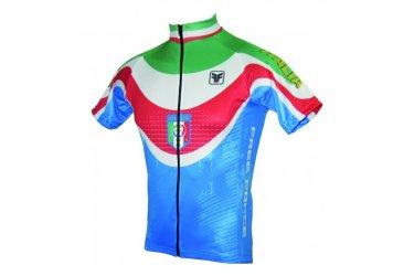 Camisa Ciclismo Itália Free Force