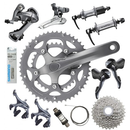 Grupo Claris Speed - Shimano
