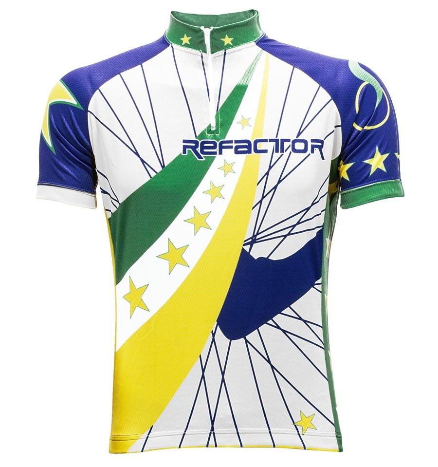 Camisa Ciclista Retro MC - Refactor