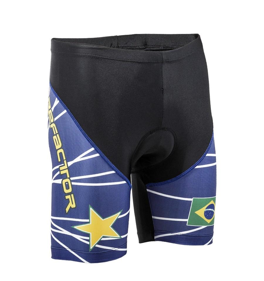 Bermuda Ciclista Star Brasil- Refactor