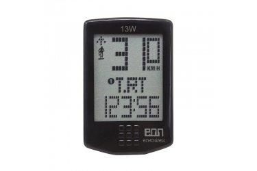 Velocímetro BIke Digital 13 Funções Eon-13W Sem Fio- Echowell
