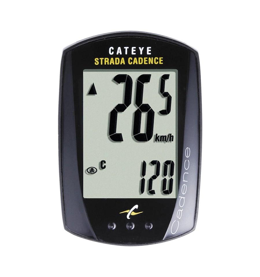 Velocímetro Bike Digital Strada Cadence CC-RD200 - CatEye
