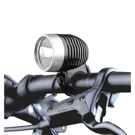 Farol com LED JY-8010A 3 Funções Recarregável – Jing Yi