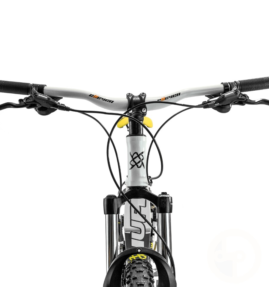 Bicicleta 26 Freeride 24V Naja Freio Hidráulico - Hupi