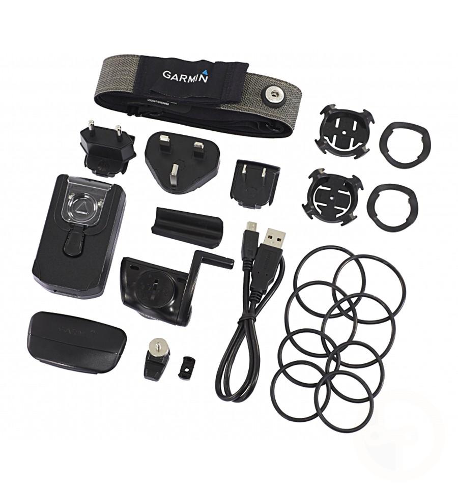 Ciclocomputador com GPS EDGE 500 - Garmin