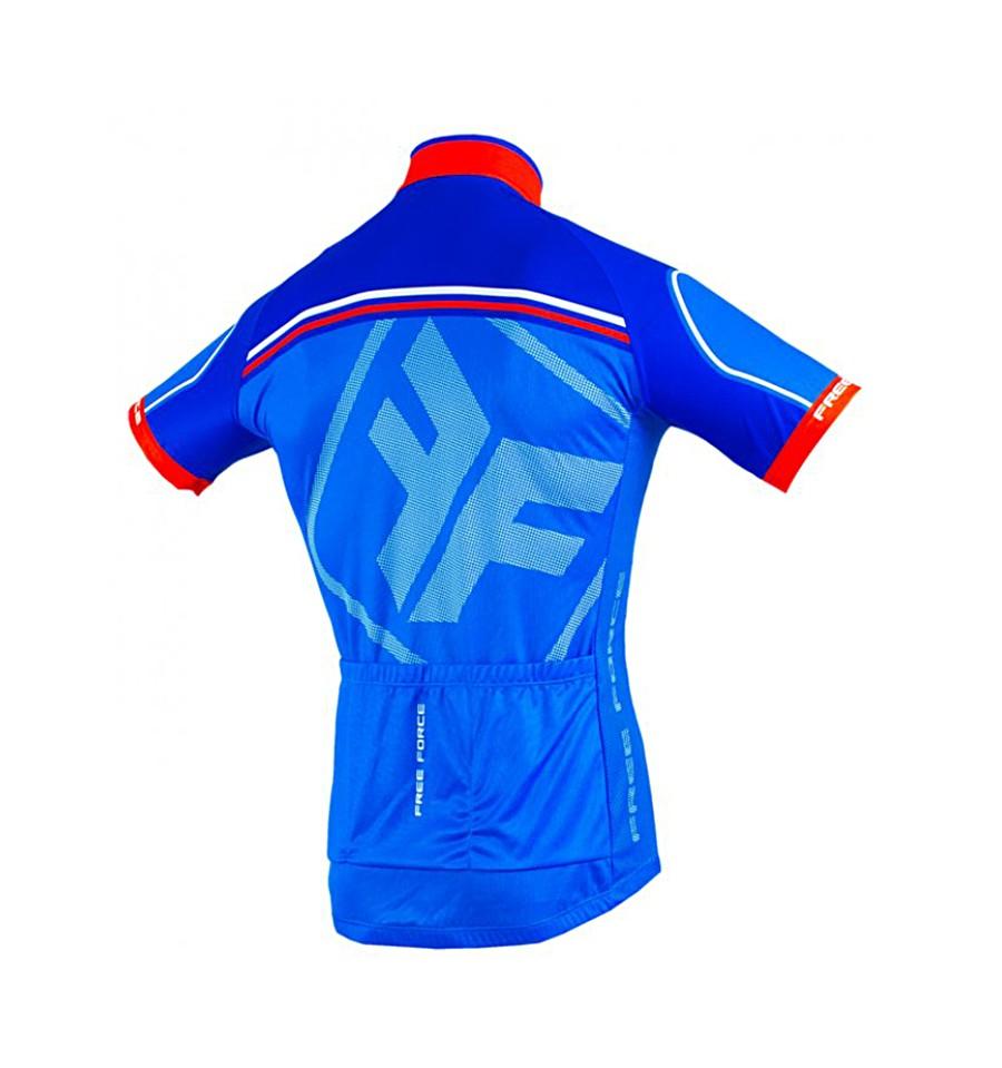 Camisa Ciclista Hurricane - Free Force