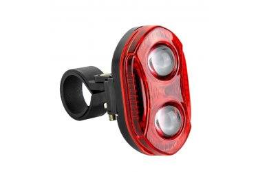 Vista Light Traseira com 3 LEDs - LL