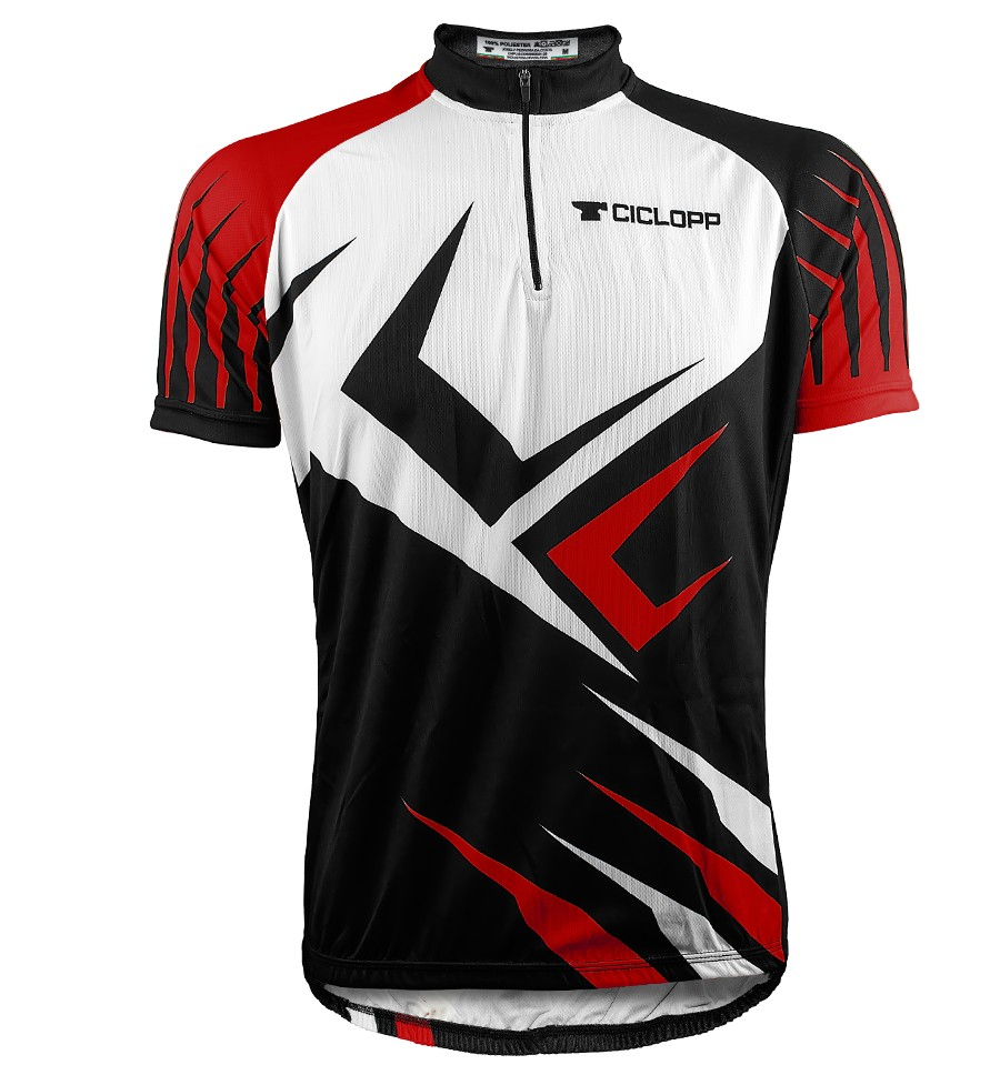 Camisa Ciclista Sublimada Wild - Ciclopp 89812e3dc9
