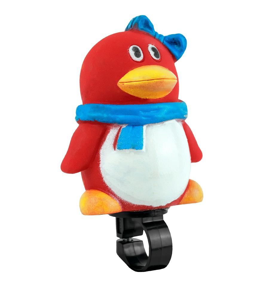 Buzina PVC Pinguim