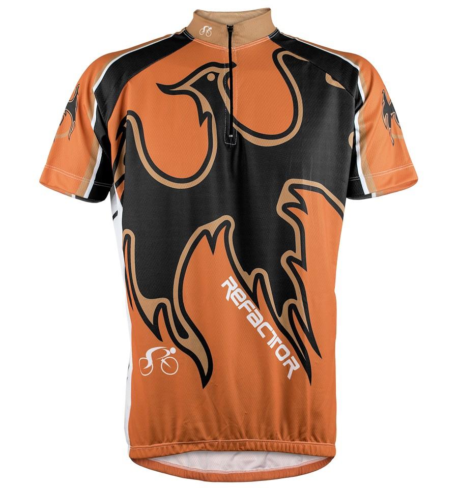 Camisa Ciclista Fênix - Refactor