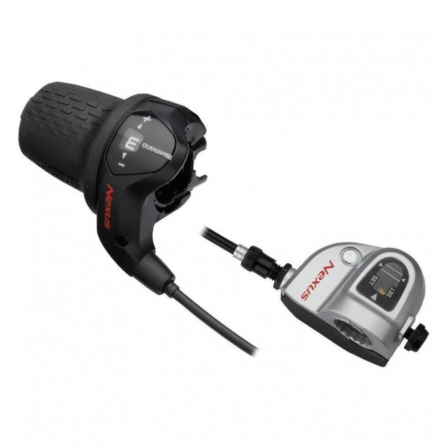 Alavanca Câmbio com Cabos Grip Shift SL-3D42E - Shimano