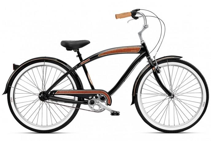 Bicicleta Forty Nine 3 Speed Nirve
