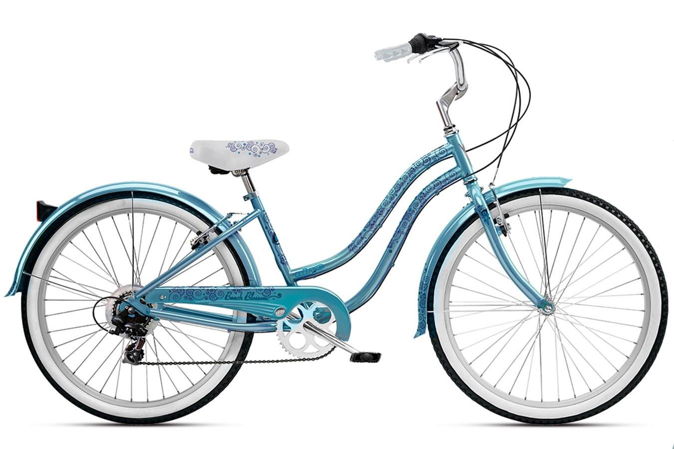 Ni Bicicleta Ni Bicicleto: Bicicleta 26 Feminina Beach Blossom
