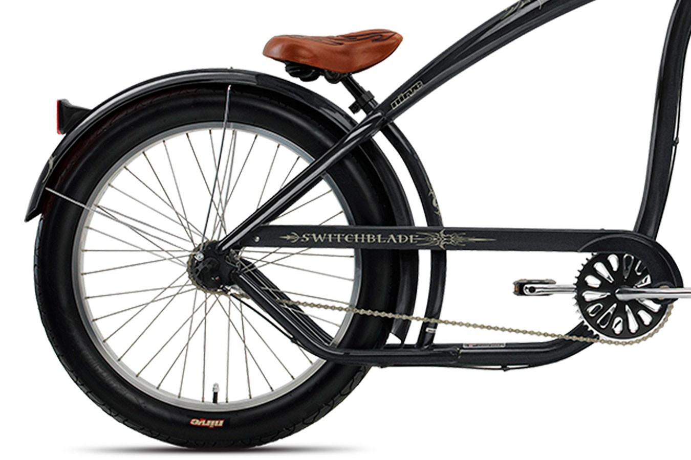 Bicicleta Chopper Switchblade Nirve