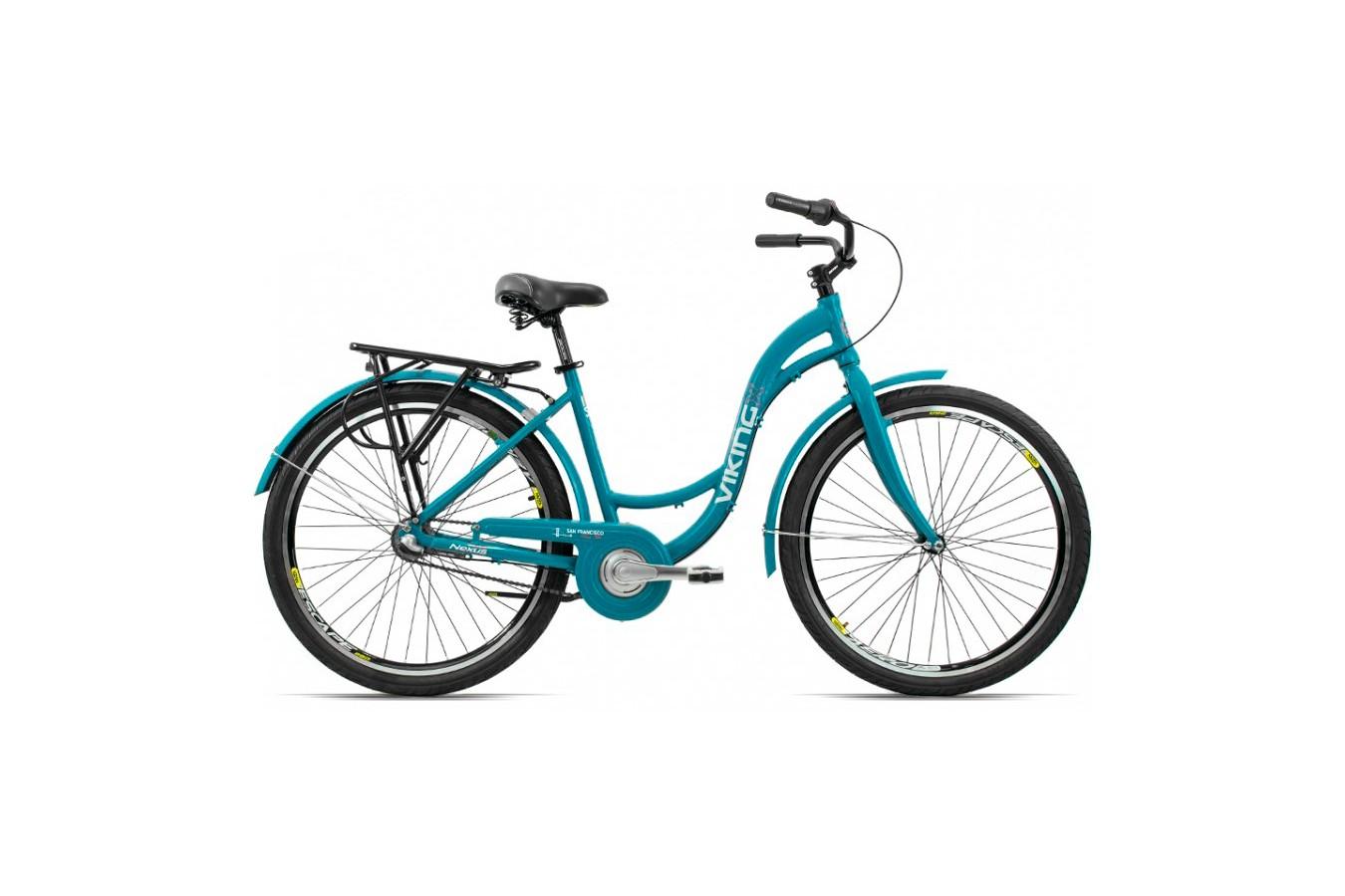 Bicicleta Passeio San Francisco 3v Nexus - VikingX