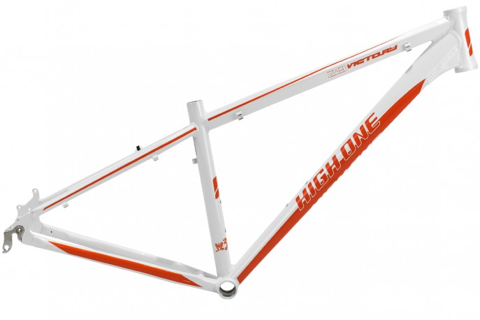 Quadro 29 MTB Alumínio Victory Orange - High One