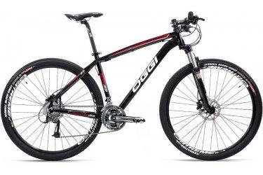 Bicicleta OGGI 29 7.2 BW Alumínio 27v Freio Hidráulico M447