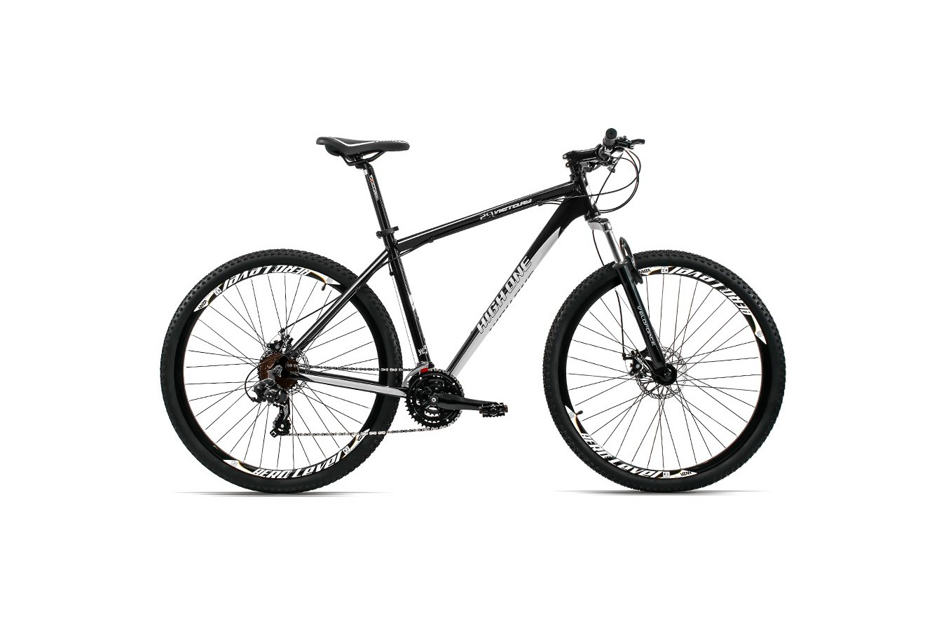 """Bicicleta 29"""" Victory Freio Mecânico 24v - High One"""