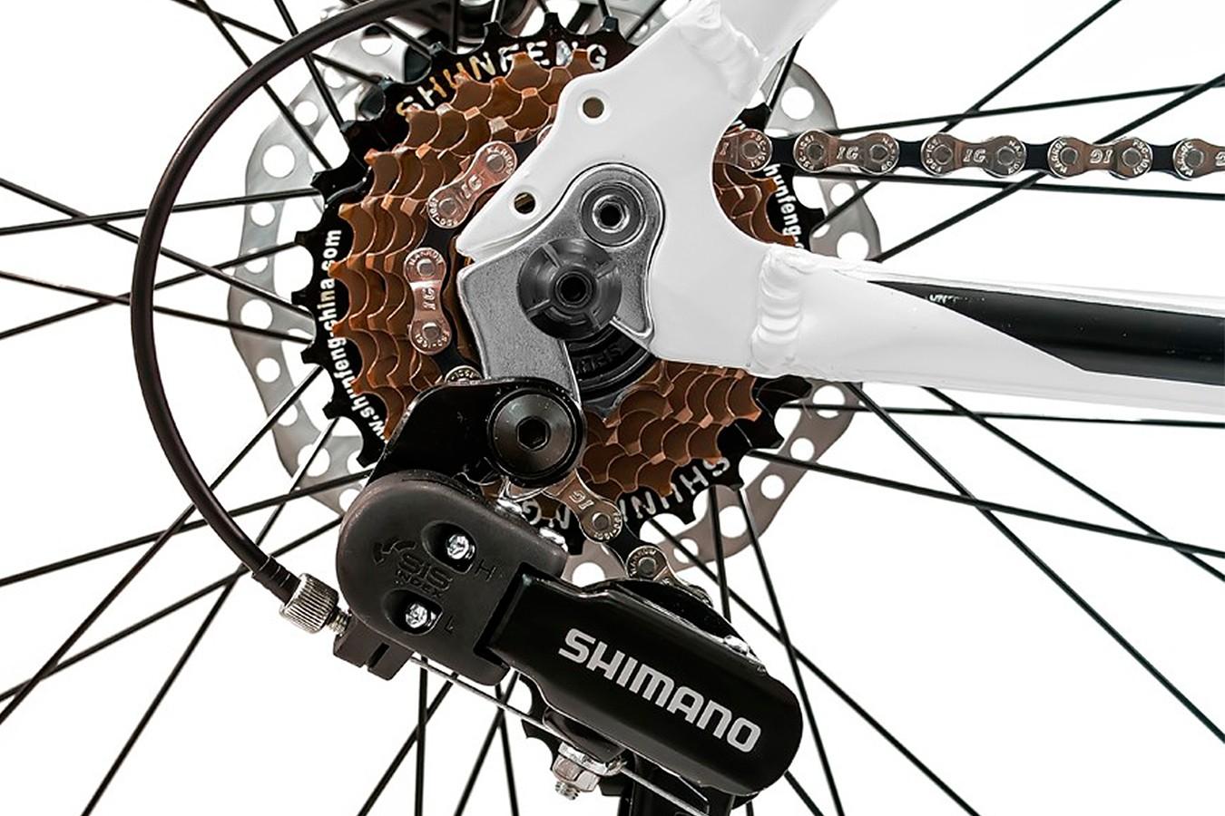 """Bicicleta 29"""" Victory Freio Mecânico 21v - High One"""
