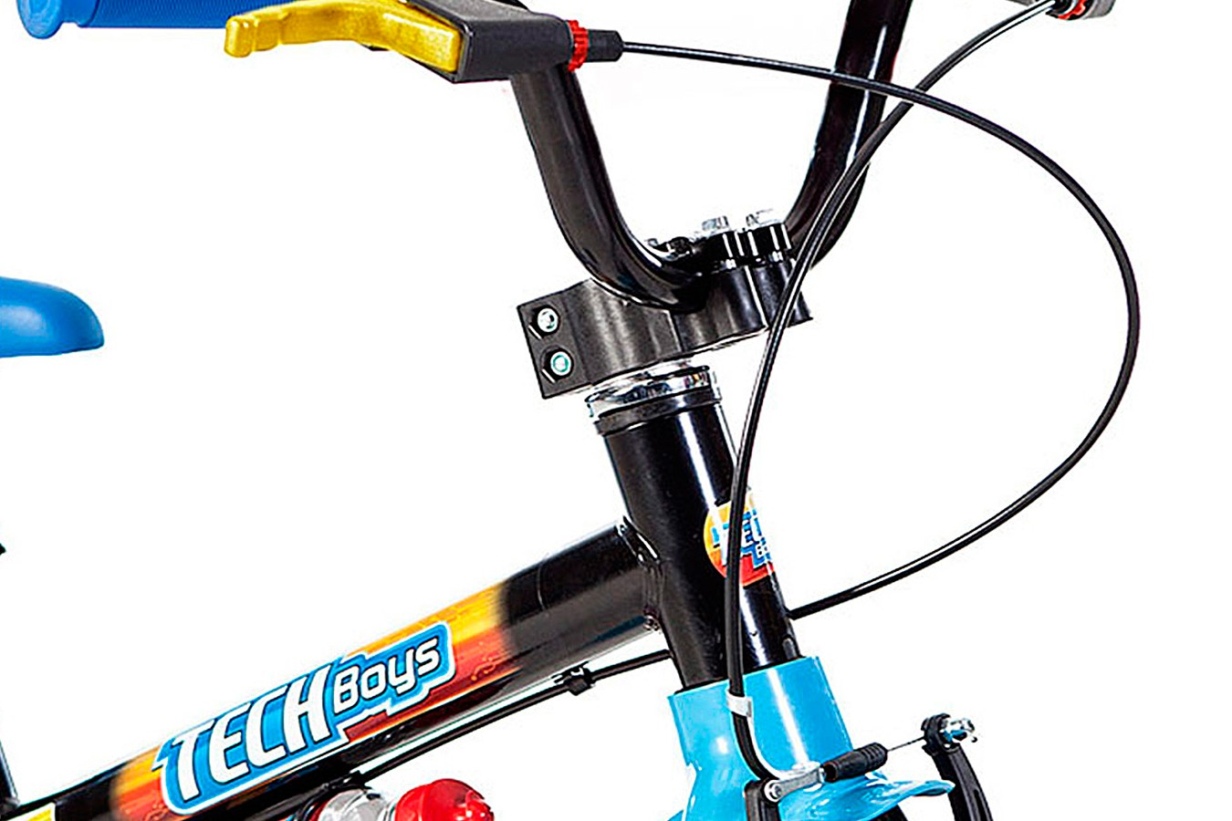 Bicicleta 16 Masculina Tech Boys - Nathor