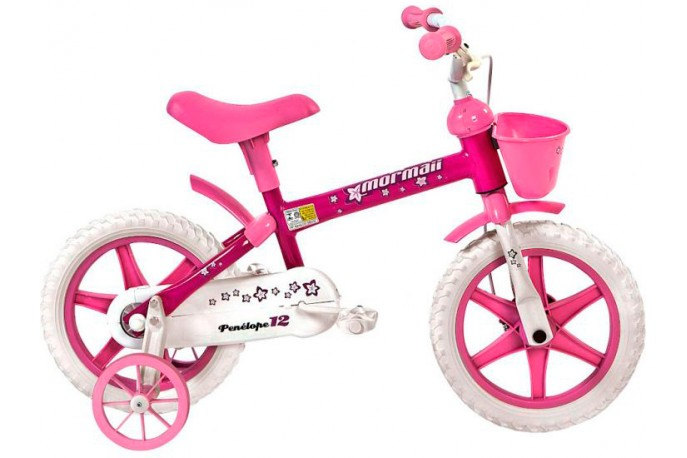 Bicicleta 12 Penelope - Mormaii