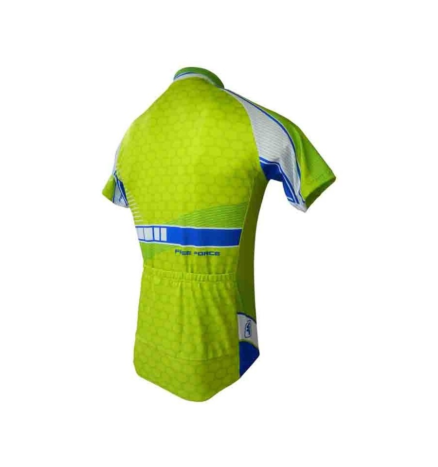 Camisa ciclismo Grid Free Force