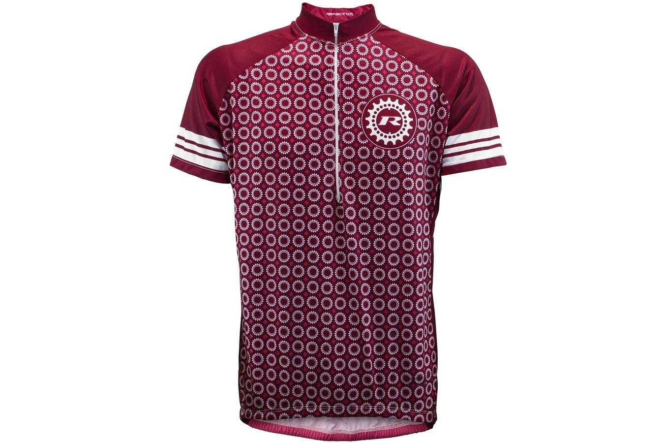 Camisa Ciclista Feminina Catraca - Refactor