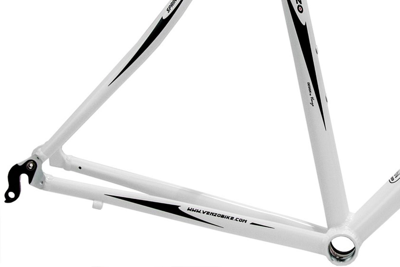 Quadro/Garfo 700 Sprinter R3 Alumínio - Venzo