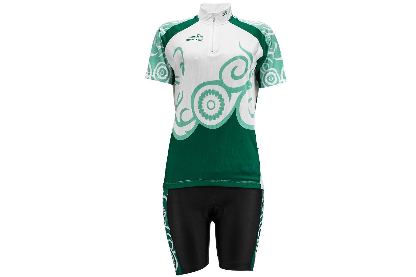 Conjunto Ciclista Feminino Undines - Refactor