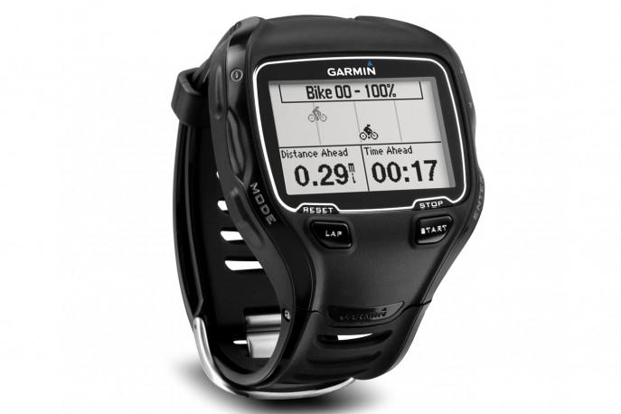 Relógio Monitor Cardíaco com GPS Forerunner 910XT - Garmin