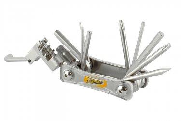 Kit Ferramentas Bike BT123 Canivete 11 Funções - Epic