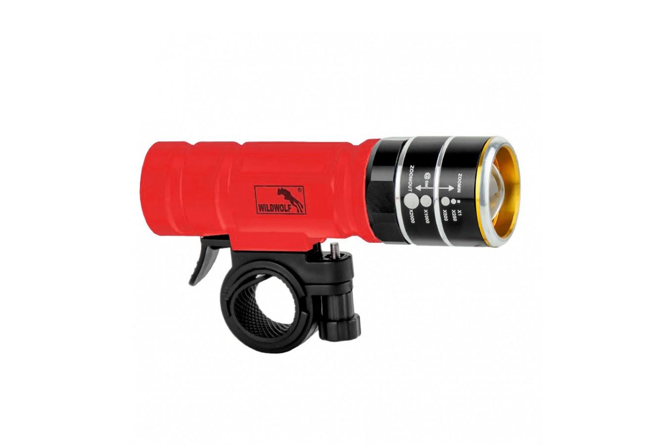 Kit Farol + Vista Light Foco 1W - LL