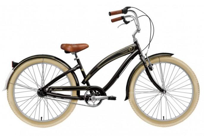 Bicicleta Cruiser Feminina Classic 3 marchas (Nexus) Nirve