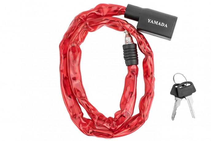 Cadeado Chave com Corrente 800mm - Yamada