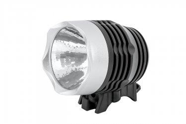 Farol à Pilha com LED 1 Watt Plástico WS-6988 - Gaoheng