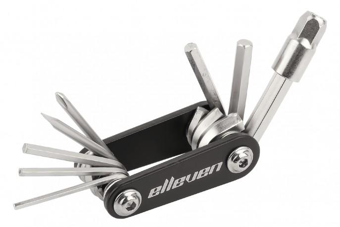 Kit Ferramentas Bike Canivete 9 funções HF65 - Max Tools