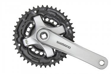 Pedivela Com Engrenagem Tripla 24/34/42 FC-TY501 - Shimano