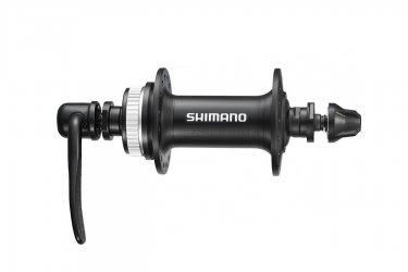 Cubo Dianteiro K7 Esferado Alumínio FH-RM35 - Shimano